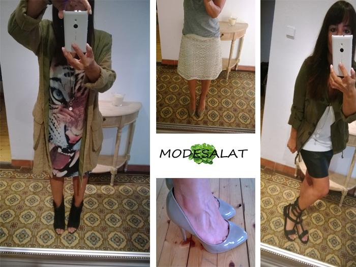 ZARA Outfit Blogger