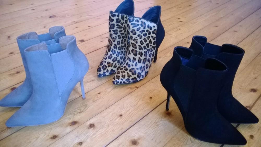 Buffalo Stiefeletten Zara Ankle Boots