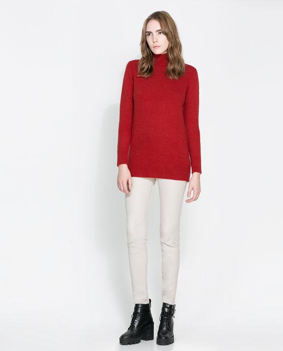 Zara Blogger Style