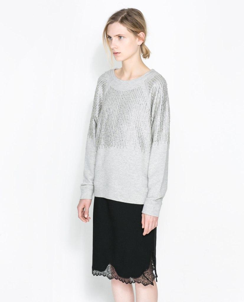 Zara Blogger Style Punk