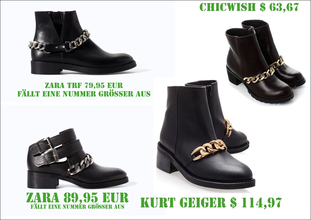 Chain Boots Bloggerstyle Streetstyle Shopping Trend 1