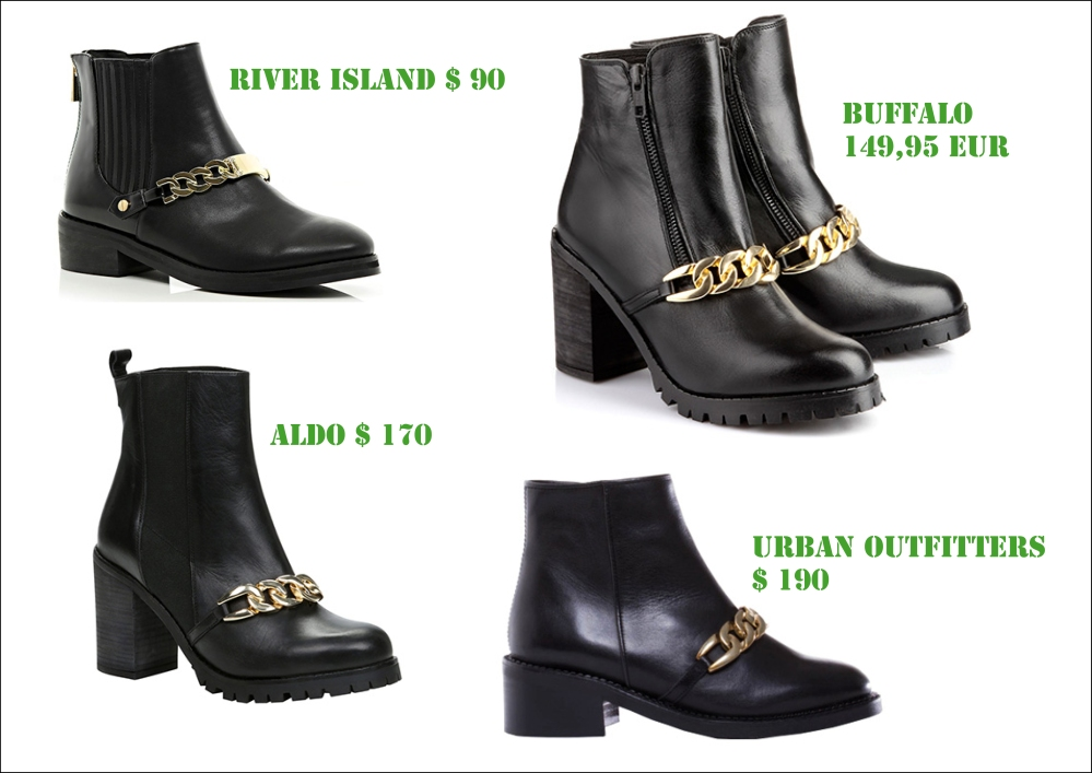 Chain Boots Bloggerstyle Streetstyle Shopping Trend 2