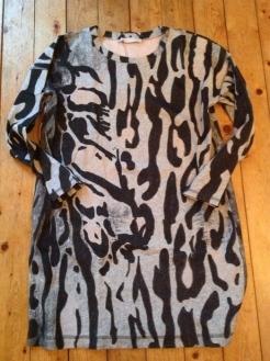 ZARA Sweater Kleid, Größe M, einmal getragen, Preis: 25,00 EUR