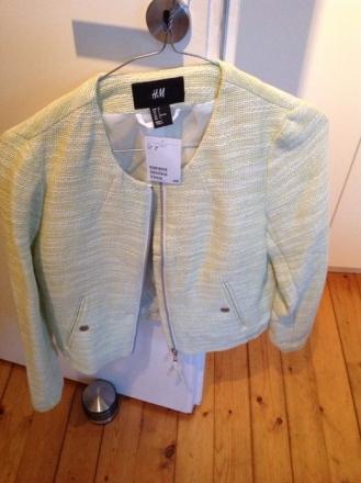 H&M Blazer Jacke, Größe 32, NEU, Preis: 25,00 EUR