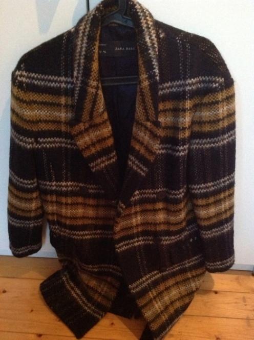 ZARA Mantel, Größe XS, getragen, Preis 50 EUR