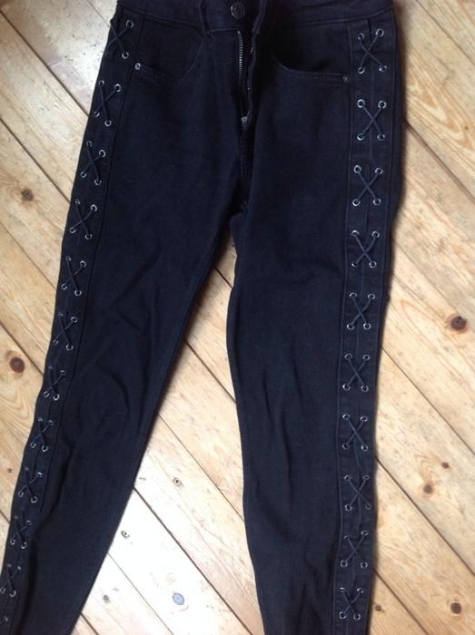 Zara Jeans, Marant Style, Größe 36, einmal getragen, Preis 20,00 EUR