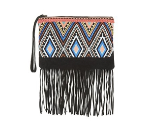 http://www.newlook.com/eu/shop/womens/bags-and-purses/black-suede-aztec-fringe-clutch_308741409?isRecent=true