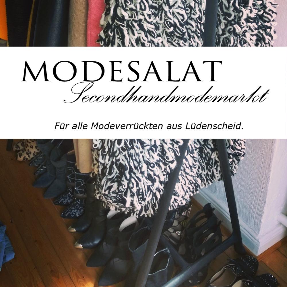 Modesalat Blogger Modemarkt Secondhand Lüdenscheid Style Bloggerstyle