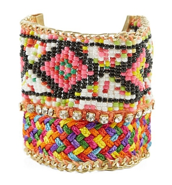 http://www.newlook.com/shop/womens/jewellery-and-hair-accessories/gold-beaded-and-woven-cuff-bracelet_310891099?isRecent=true