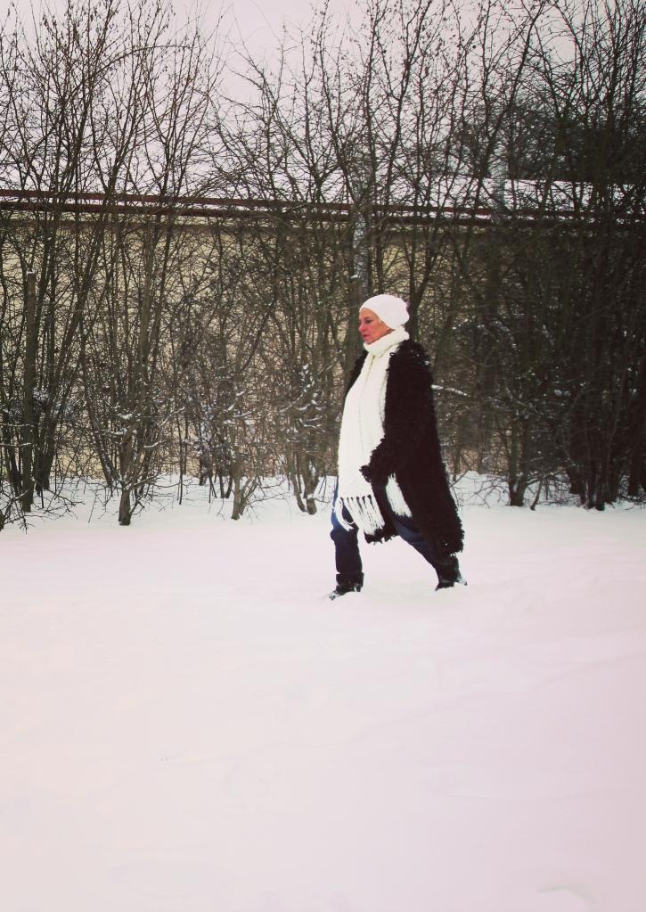 Blogger tkmaxx streetstyle winter oufit