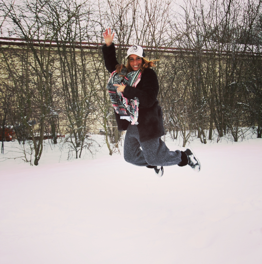 Blogger Modesalat Schnee III