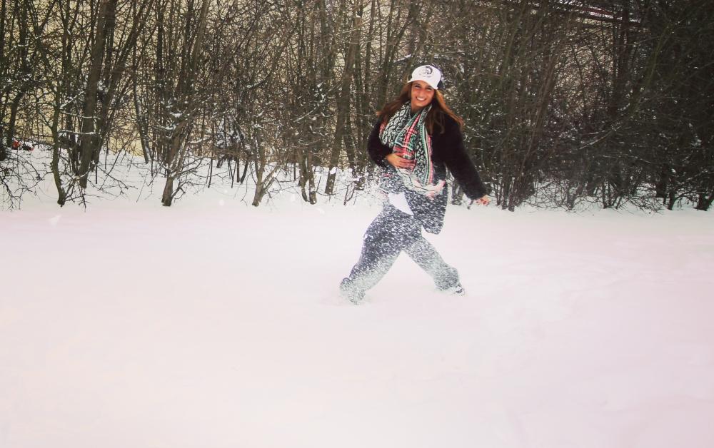 Modesalat Blogger Schnee IIII