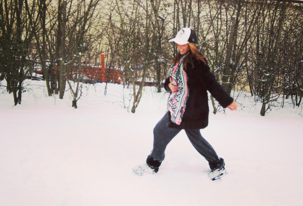 Modesalat Blogger schnee IIIIIII