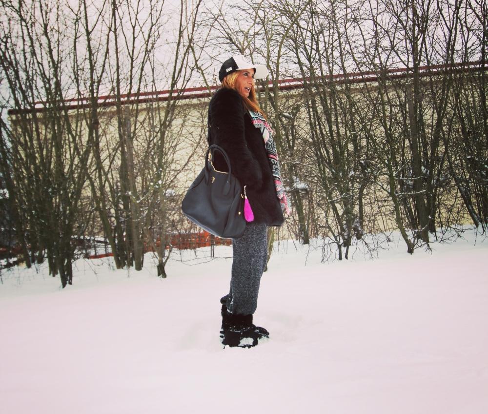 Modesalat Blogger Schnee IIIIIIII