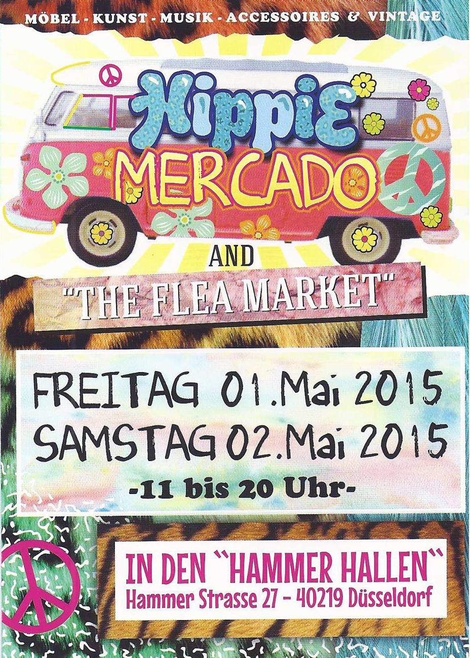 hippie markt duesseldorf