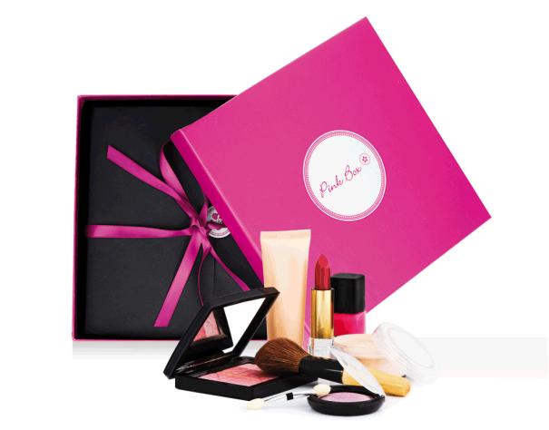 Kosmetikprodukte+Box