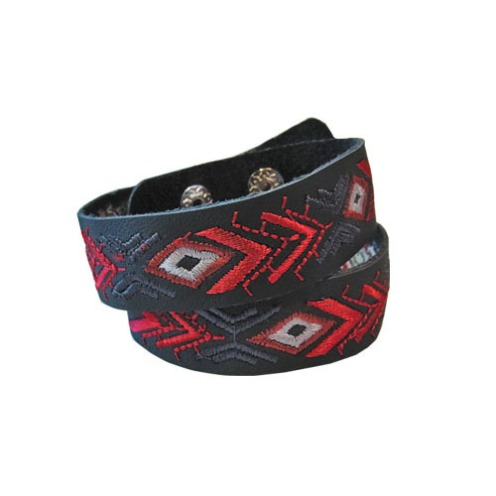 3_Armband_Etno_red
