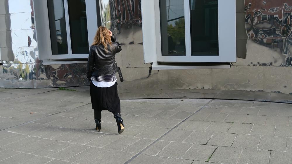 Bloggerstyle zara culotte