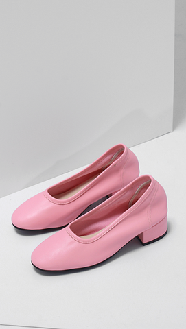 cotton_candy_pink_socks_flat_heels_large