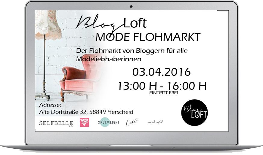 Mode Flohmarkt Blogloft