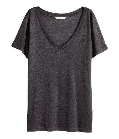 shirt H&M grau