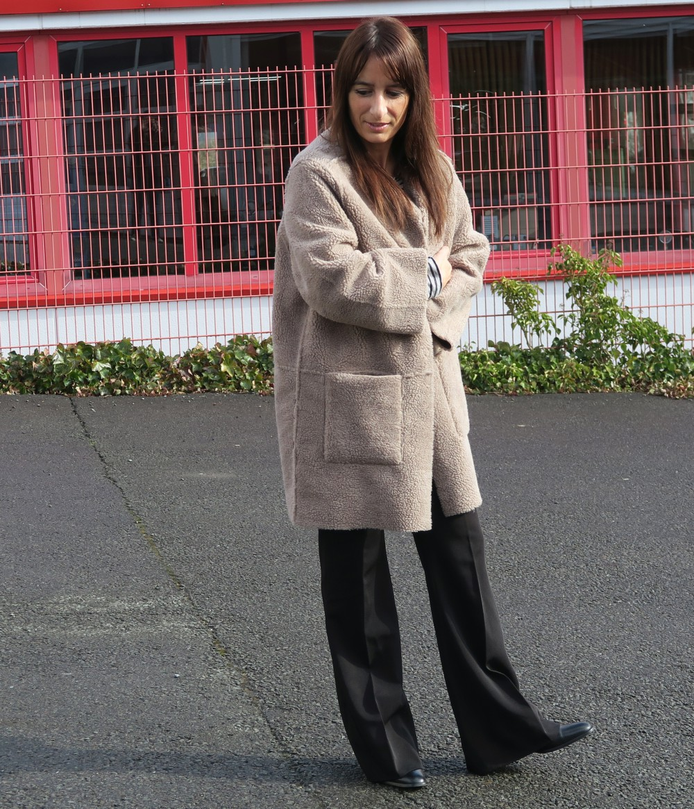 Teddy Coat 6
